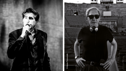 BRYAN FERRY AND FRANCO BATTIATO: FIRST NAMES IN THE PERALADA FESTIVAL SUMMER OF MUSIC