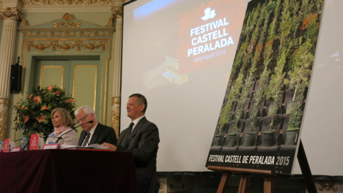 Presentation of the 29th Festival Castell de Peralada Festival